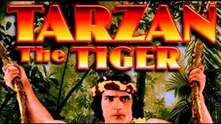 Tarzan the Tiger (1929) Part 2 - Action, Adventure, Silent- Chapters 8 - 15