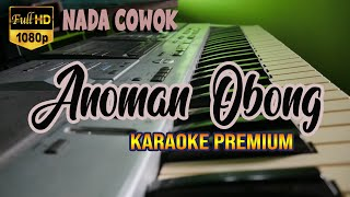 Download Mp3 Anoman Obong || Karaoke || Cover