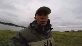 Рибалка з продукцією ФЛАГМАН . Чемпіонат Псковській області Фідер 2018 р