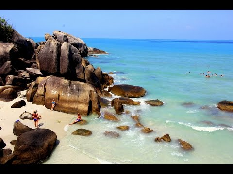 THAILAND – KOH SAMUI (PART 3) – BEACHES (Full HD)