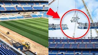 Nuevo Santiago Bernabeu | Work Progress 22 September 2020