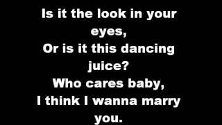 Download Lagu bruno marz marry you lyrics mp3