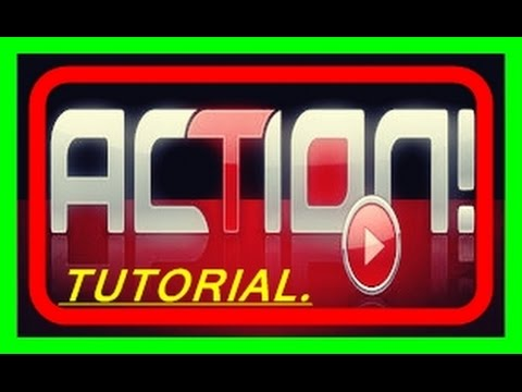 Action tutorial. - (full teljes verzió.)