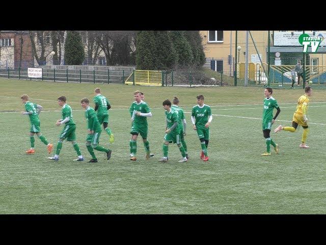 Juniorzy młodsi: Gwarek Zabrze - Stadion Śląski Chorzów