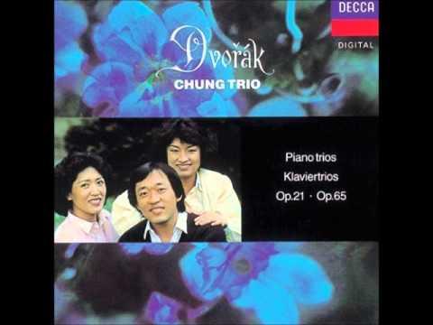 Dvorak Trio 1 - Chung Trio