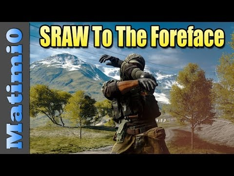 SRAW To The Foreface with Chaboyy Azzy & Levelcap - Battlefield 4
