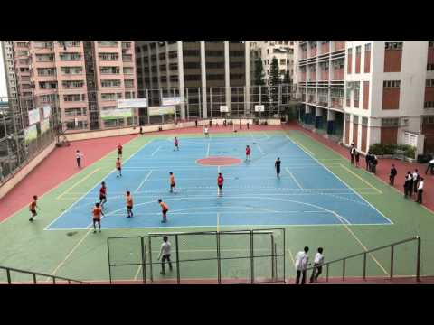 8th Mar Junior Inter-House Football Competition : Rose VS Tulip
