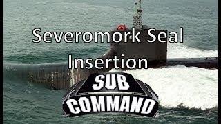 Sub Command - Severomorsk Seal Insertion