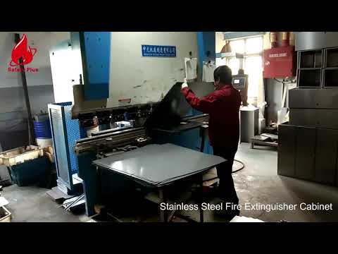 Stainless Steel Fire Extinguisher Cabinet