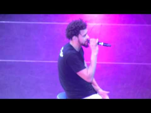J. Cole Explains Meaning Behind Forest Hills Drive & Performs Love Yourz