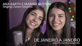 Baixar Singing Classes Sessions: Dueto Ana e Marina - De Janeiro a Janeiro (Roberta Campos e Nando Reis)