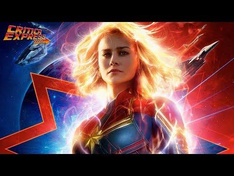 Crítica Express - Capitana Marvel