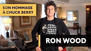 RONNIE WOOD - Son hommage à Chuck Berry