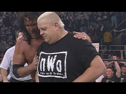 Dusty Rhodes shockingly reveals he's part of nWo: WCW Souled Out 1998 (WWE Network Exclusive)