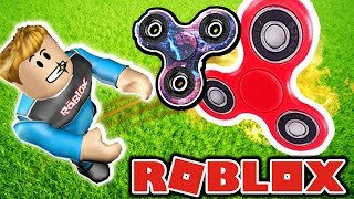 MEIN FIDGET SPINNER LADEN IN ROBLOX