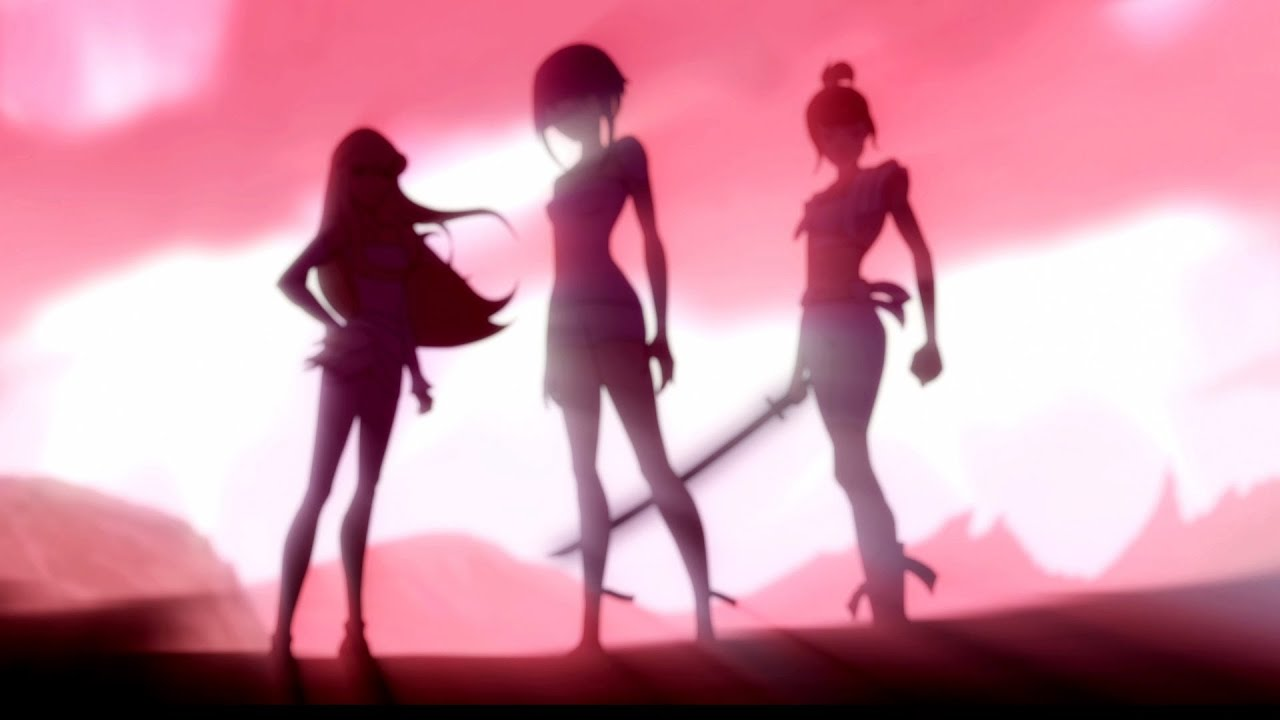 Download GIRLS OF OLYMPUS - RAGAZZE DELL'OLIMPO Official Trailer ITA HD