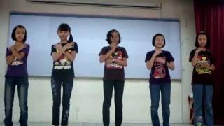 (18.11.2011)_明德华小6Z班:超KAWAII舞蹈《GEE》