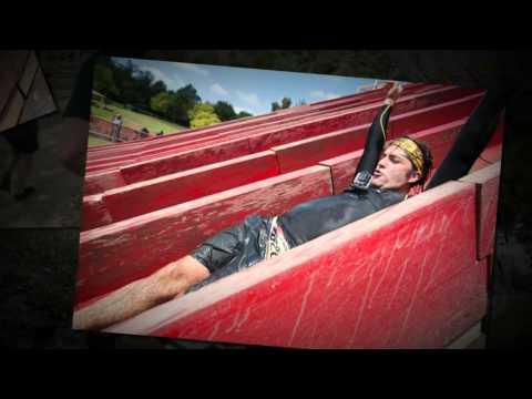 Vibram Tackles The SoCal Warrior Dash 1080p