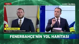 Fenerbahçe  Yönetim Kurulu Üyesi Alper Pirşen'den Haber Global'e Özel Harcama  Limiti Açıklaması