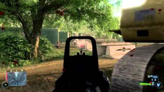 Crysis PC Gameplay Mission 3 Relic Part 1