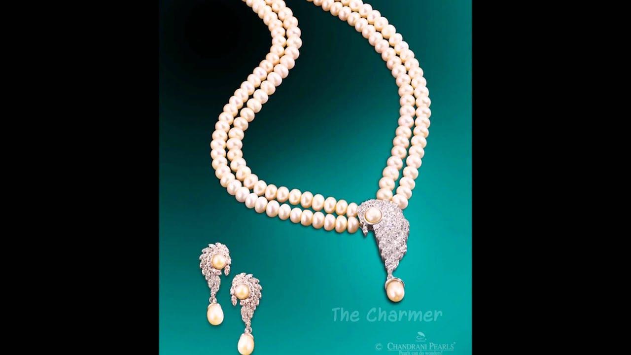 e1e0e00599830 Chandrani Pearls Collection.wmv