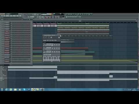 Alesso - Years remake on FL STUDIO TUTORIAL HD