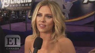 Scarlett Johansson's Casting Comments Backlash