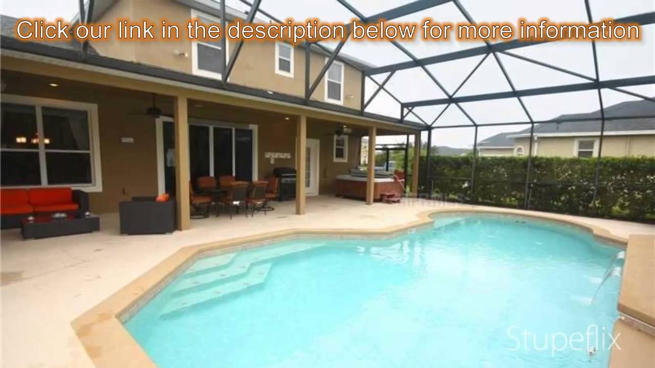 5 Bed 3 Bath Family Home For Sale In Orlando Florida On