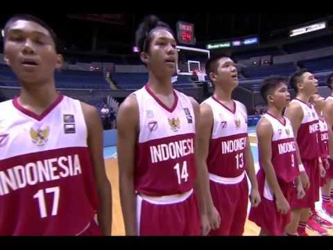 SEABA 2017 U16 | Malaysia vs Indonesia ( PC Only)
