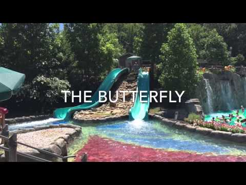 Dollywood's Splash Country Water Slide Scale