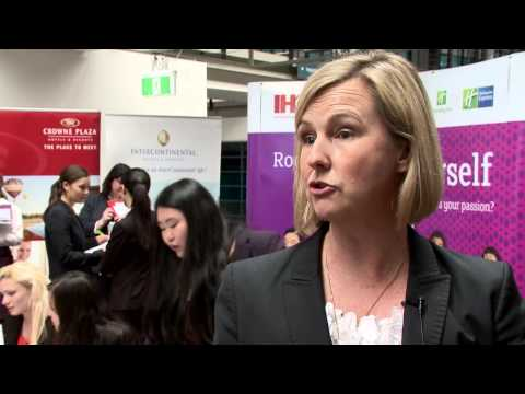 Interview with Lynda Ugarte from IHG