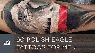 60 Polish Eagle Tattoos For Men