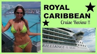 CRUISE TO COZUMEL MEXICO WITH ROYAL CARIBBEAN ☆ ROOM REVIEW ! ☆
