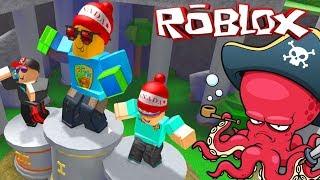 ЗИМНЕЕ ОБНОВЛЕНИЕ РОБЛОКС НА ПРОКЛЯТЫХ ОСТРОВАХ БИТВА С ПОДПИСЧИКАМИ с Roblox Games TV