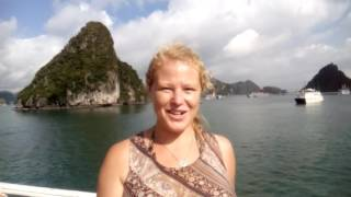 76. Halong Bay - Natural Wonder of the World