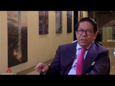 Channel News Asia - Power List Asia - Jose E. B. Antonio (03-08-2013)