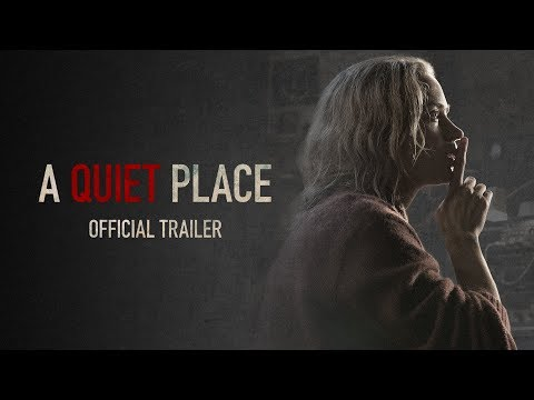 A Quiet Place | Official Trailer | Paramount Pictures UK