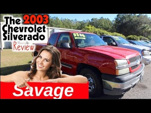 Here's a 2003 Chevrolet Silverado 18 Years Later ( 200K & Faulty Transmission ) Review & Test Drive