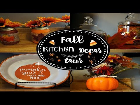 FALL KITCHEN TOUR 2017 // FARMHOUSE KITCHEN TOUR // DANIELA DIARIES