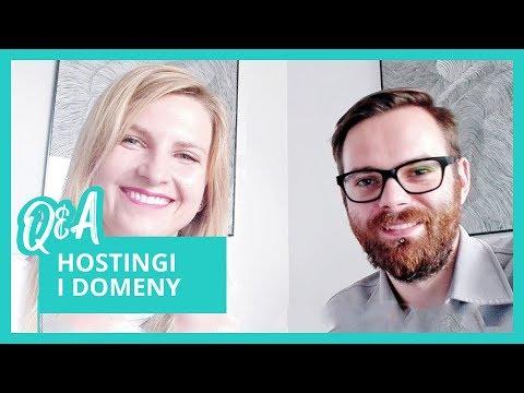 Hostingi i domeny - pytania do LH.pl - Strona WWW to proste - odc. 19 - Jestem Interaktywna