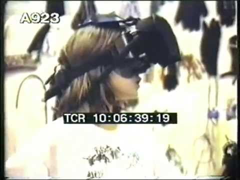Virtual Reality from 1990, Jaron Lanier, Eye phones,