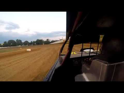 Ride along with Jordan Wever at Lincoln Park Speedway