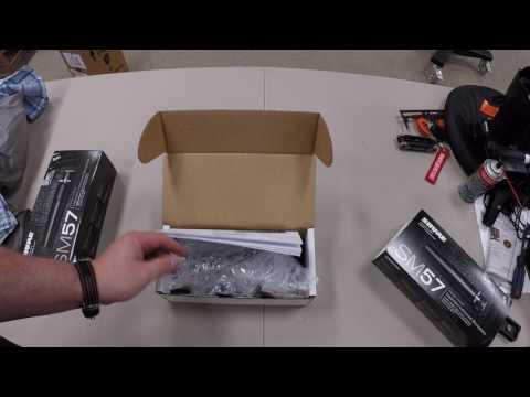 Fake Shure SM57 on eBay (Ebay Seller MYXTOYS)