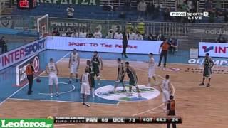 Panathinaikos Top 5 Last Minute Comebacks