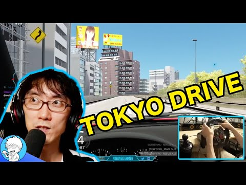 This TOKYO HIGHWAY mod is INCREDIBLE【Assetto Corsa】 |