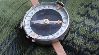 компас Адрианова(При ориентировании на местности наиболее широко применяются компас Адрианова. ..., 2015-03-12T16:55:51.000Z)