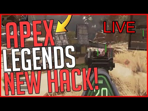 Apex Legends Hack | How to hack Apex Legends gameplay