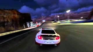 Trackmania 2: Canyon Gameplay-beta
