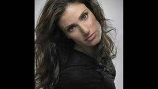 Idina Menzel~ Fell through a hole story 8.20.2005