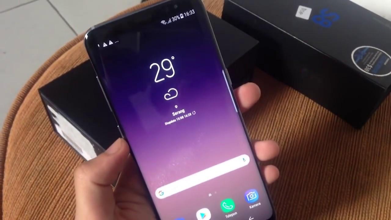 Samsung Galaxy S8 Dari Batam